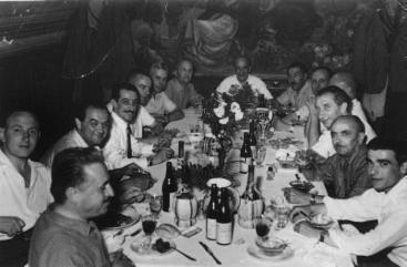 1980: cena sociale